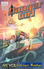 Danger Girl: Revolver (Cover B Variant Cover-Edition)
