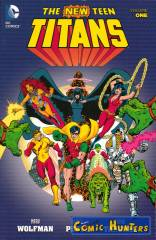 The New Teen Titans, Volume One