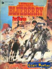 Leutnant Blueberry: Fort Navajo