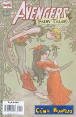 Thumbnail comic cover Avengers Fairy Tales 1