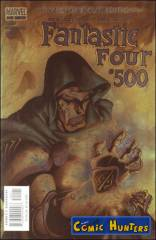 Thumbnail comic cover Fantastic Four (Director's Cut Edition) 500