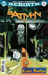 I am Gotham, Part Two (Tim Sale Variant Cover-Edition)
