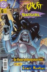 Thumbnail comic cover Ghost / Batgirl (1 von 2) 6