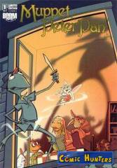 Muppet Peter Pan (Cover C)