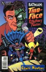 Batman: Two-Face Strikes Twice!