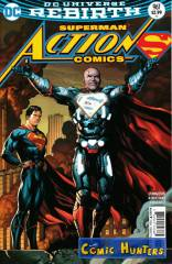 Men of Steel, Part 1 (Variant Cover-Edition)