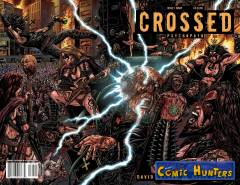 Crossed Psychopath (Wraparound Variant Cover-Edition)