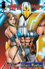 The Hand of God, part 1 (Cover A, Rob Liefeld Variant Cover-Edition)