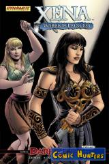 Dark Xena (Fabiano Neves-Cover)