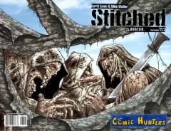 Stitched (Wraparound Variant Cover-Edition)