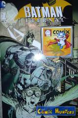 Batman Eternal (Comix Comicbuchhandlung Variant Cover-Edition)