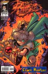 Battle Chasers (Cover C - Gully)