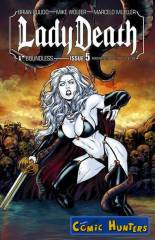 Lady Death (Auxiliary Variant Cover-Edition)