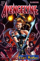 Avengelyne Bad Blood (Matt Haley Variant Cover-Edition)