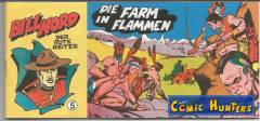 Die Farm in Flammen