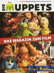Thumbnail comic cover Die Muppets 01/12