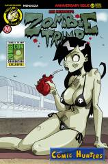 Zombie Tramp (San Diego Comic-Con Exclusive Variant Cover)