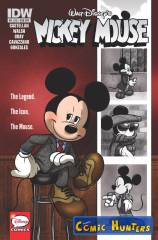 Mickey Mouse (Subscription Variant Cover-Edition)