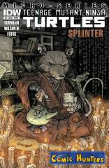 Splinter (Cover A Variant Cover Edition)