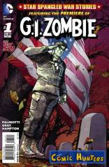 G.I. Zombie (Variant Cover-Edition)