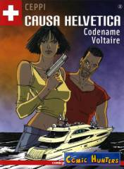 Thumbnail comic cover Codename Voltaire 2