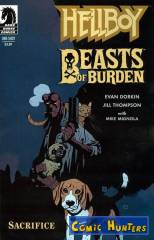Hellboy / Beasts of Burden: Sacrifice (Variant Cover-Edition)