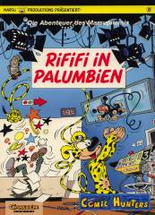 Rififi in Palumbien