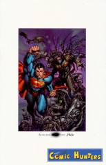 The Darkness vs. Superman (Museum Proof - Weiß)