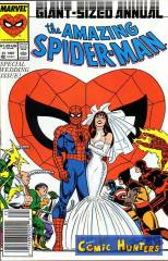 The Amazing Spider-Man Annual