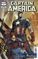 Winter in America, Part 1 (Garney Variant Cover-Edition)