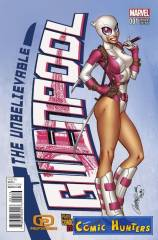 The Unbelievable Gwenpool (Paris Comics Expo Variant Cover-Edition)