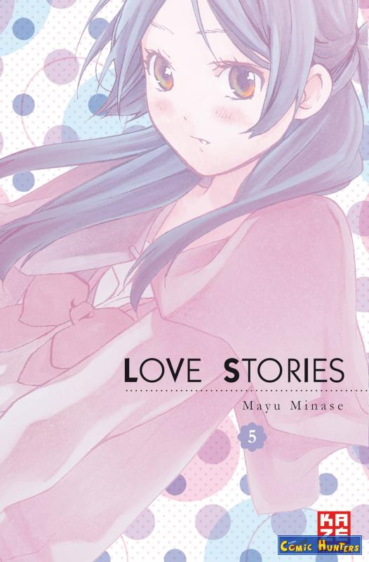 comic cover Love Stories 5