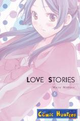 Thumbnail comic cover Love Stories 5