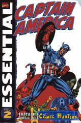 Essential Captain America