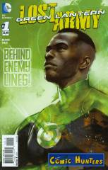 Green Lantern: The Lost Army (Variant Cover-Edition)