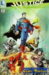 Justice League (Variant Cover-Edition)