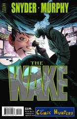 The Wake, Part Four (Variant Cover-Edition)