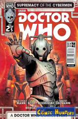Supremacy of the Cybermen Part 2 of 5 (Cover C)