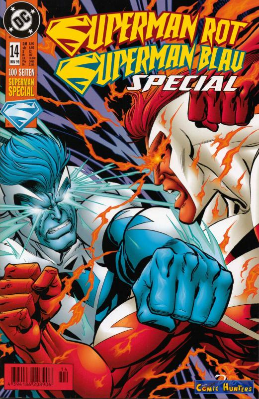 comic cover Superman Special 14