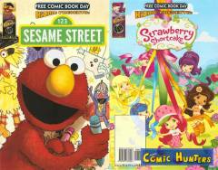 KiZoic presents: Sesame Street / Strawberry Shortcake