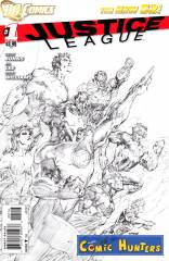 Justice League Part 1 (6th Print Variant Cover-Edition)