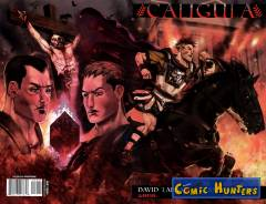 Caligula (Wraparound Variant Cover-Edition)