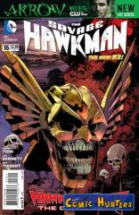 Hawkman: Wanted, The Conclusion