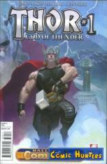 Thor: God of Thunder (Halloween Comicfest 2013)