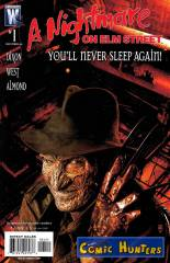 A Nightmare on Elm Street (Cover B)