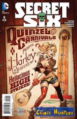 Block Party (Bombshells Variant Cover-Edition)