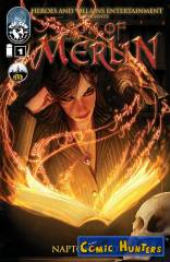 Son Of Merlin (Variant Cover-Edition)
