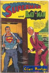 Superman und Batman