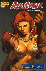 Red Sonja (Billy Tan Cover)