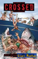Crossed Psychopath (Shark Attack Variant Cover-Edition)